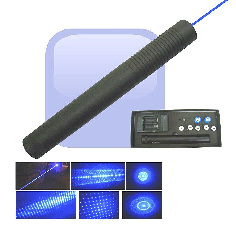 Hight power blue laser pointer